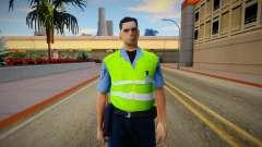 Policija Skin para GTA San Andreas