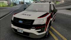 Ford Explorer 2016 Bosnian Livery Style