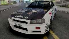 Nissan Skyline GT-R R34 1997
