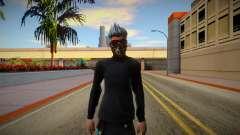 Skin Angelical FF para GTA San Andreas