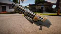 Quake 2 Chaingun para GTA San Andreas