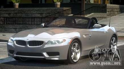 BMW Z4 SP V1.2 para GTA 4