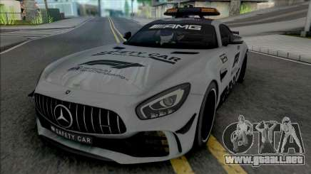 Mercedes-AMG GT R 2019 Safety Car para GTA San Andreas