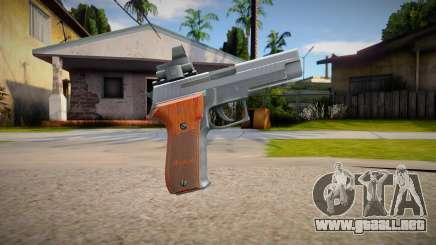 SIG P226R (Escape from Tarkov) V4 para GTA San Andreas