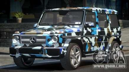 Mercedes-Benz G65 PSI S7 para GTA 4