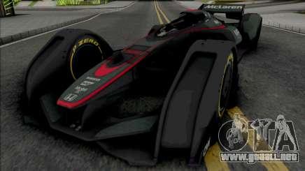 McLaren MP4-X para GTA San Andreas