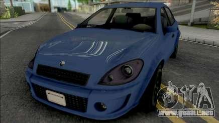Declasse Premier [Fixed] para GTA San Andreas