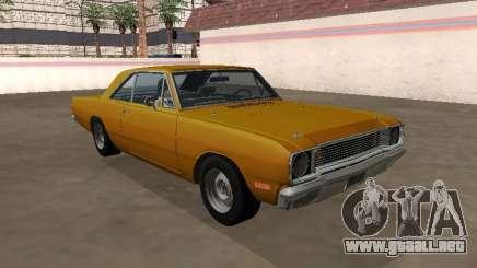 1974 Dodge Dart Coupe para GTA San Andreas