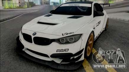 BMW M4 GTS Varis 2016 para GTA San Andreas
