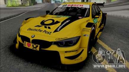 BMW M4 DTM Timo Glock para GTA San Andreas