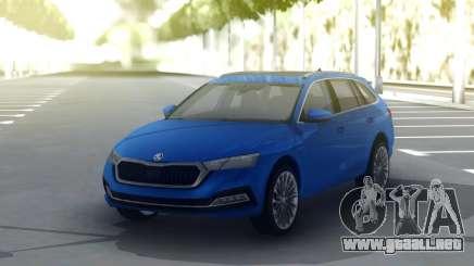 Skoda Octavia Estate 2020 para GTA San Andreas