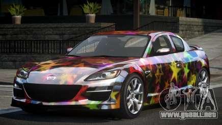 Mazda RX-8 SP-R S10 para GTA 4