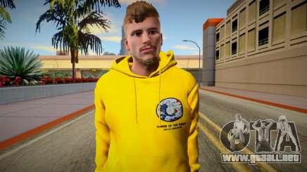 Timo Werner para GTA San Andreas