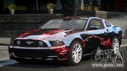 Ford Mustang GT BS-R L10 para GTA 4