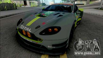 Aston Martin Vantage GTE 2017 (Real Racing 3) para GTA San Andreas