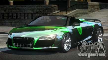 Audi R8 SP Roadster PJ7 para GTA 4