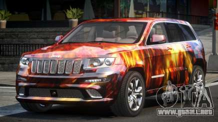 Jeep Grand Cherokee U-Style S10 para GTA 4