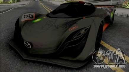 Mazda Furai [Fixed] para GTA San Andreas