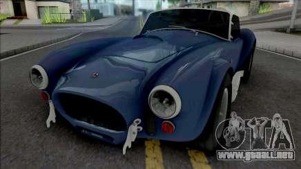 AC Shelby Cobra 427 1965 (Forza Motorsport 4) para GTA San Andreas