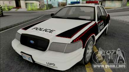 Ford Crown Victoria 2011 Bosnian Livery Style para GTA San Andreas