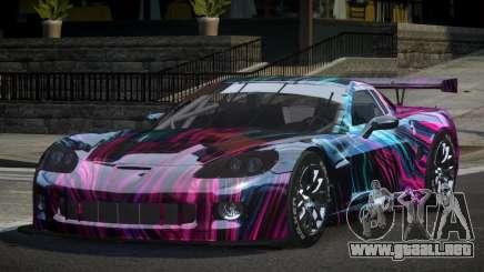 Chevrolet Corvette SP-R S6 para GTA 4
