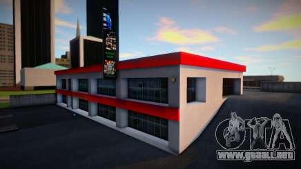 Doherty Salon para GTA San Andreas