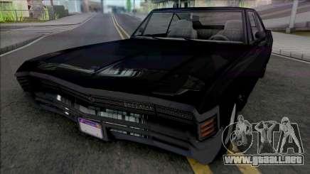 Declasse Impaler para GTA San Andreas