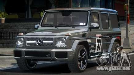 Mercedes-Benz G65 PSI S5 para GTA 4