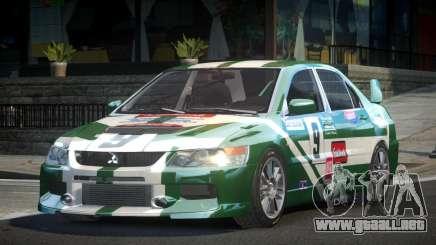 Mitsubishi Lancer GS Tuning L3 para GTA 4