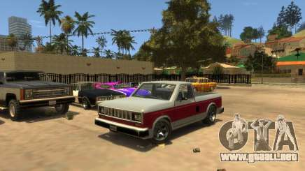 Bobcat SA para GTA 4