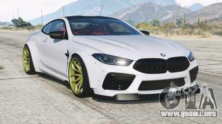 BMW M8 Competition coupé Mansaug (F92) 2019〡add-on v2.1 para GTA 5