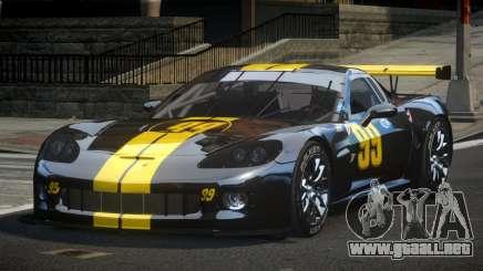 Chevrolet Corvette SP-R S7 para GTA 4