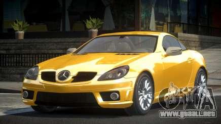 Mercedes-Benz SLK 55 GS V1.0 para GTA 4
