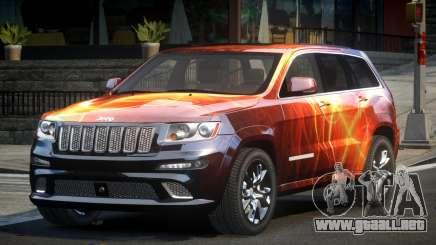 Jeep Grand Cherokee U-Style S5 para GTA 4