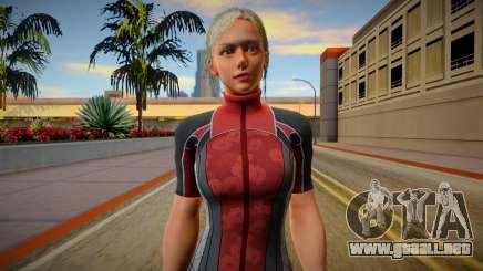 Lidia Sobieska para GTA San Andreas