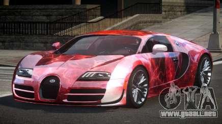 Bugatti Veyron US S7 para GTA 4