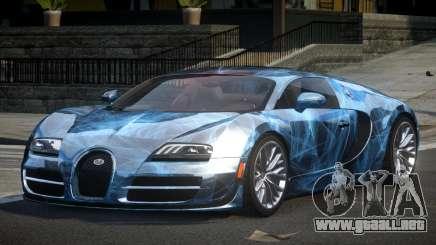 Bugatti Veyron US S10 para GTA 4