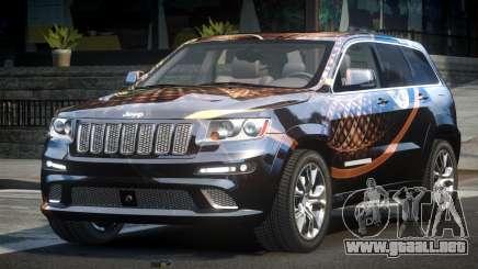 Jeep Grand Cherokee U-Style S3 para GTA 4
