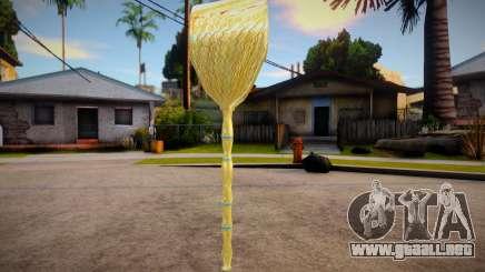 Nueva escoba para GTA San Andreas