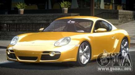 Porsche Cayman BS-S V1.2 para GTA 4