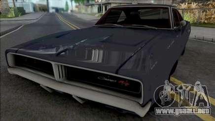 Dodge Charger RT 1969 [Fixed] para GTA San Andreas