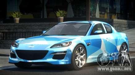 Mazda RX-8 SP-R S8 para GTA 4