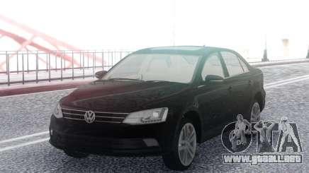 Volkswagen Jetta 2016 para GTA San Andreas