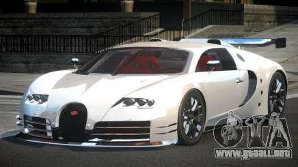 Bugatti Veyron GS-S para GTA 4