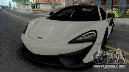 McLaren 570S [HQ] para GTA San Andreas