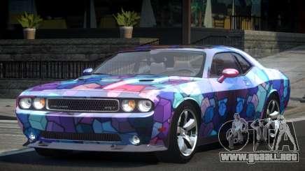 Dodge Challenger GS-R S2 para GTA 4