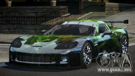 Chevrolet Corvette SP-R S4 para GTA 4