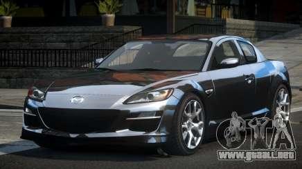 Mazda RX-8 SP-R para GTA 4