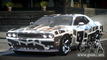 Dodge Challenger GS-R S6 para GTA 4