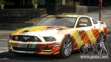 Ford Mustang GT BS-R L6 para GTA 4